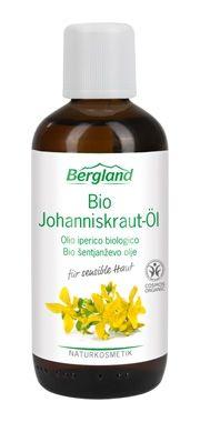 100 ml Bergland Bio Johanniskraut-Öl
