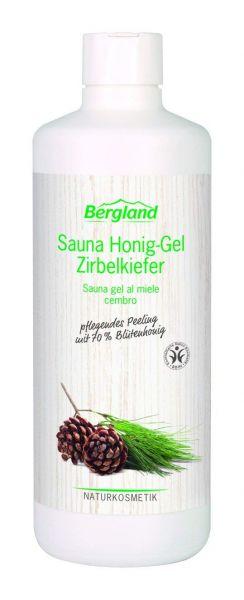 Sauna Honig-Gel Zirbelkiefer 600 g