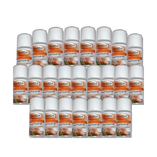 Miniatur-Set zum testen- 24x 20 ml Überraschungspacket Warda Saunaduftkonzentrat Adventskalender Fül