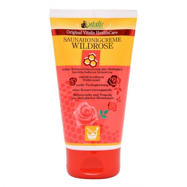 Vitalis Saunahonig-Creme Wildrose 150 g