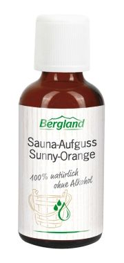 Sauna-Aufguss Sunny Orange 50 ml