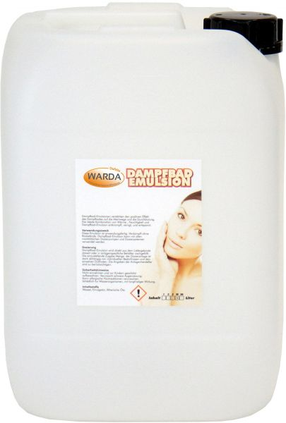 Warda Dampfbademulsion 30 Liter