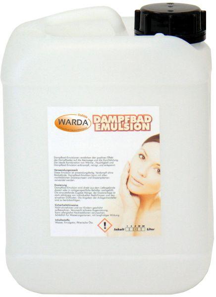 Warda Dampfbademulsion 5 Liter