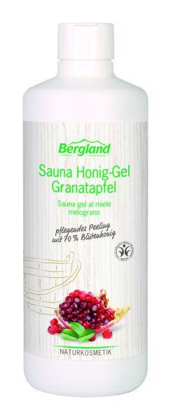 Sauna Honig-Gel Granatapfel 600 g
