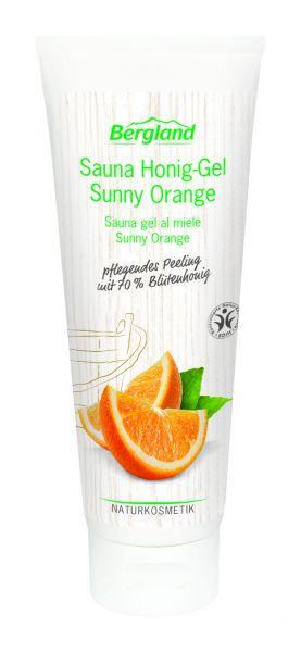 Sauna Honig-Gel Sunny Orange 125 g