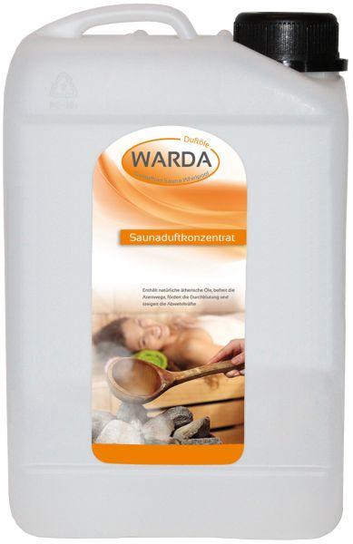 Warda Saunaduftkonzentrat 10 Liter