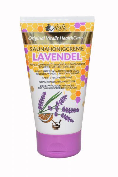 Vitalis Saunahonig-Creme Lavendel 150 g